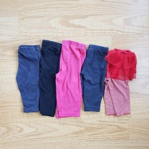 Baby Girl Pants Bundle